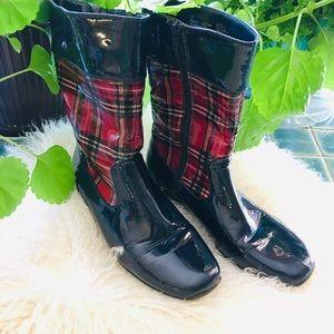 Life Stride Rain Boots size 9